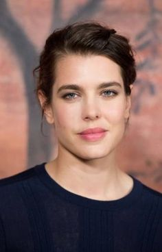 Charlotte Casiraghi attended the Chanel Cruise 2017/2018 Collection Show at the Grand Palais in Paris