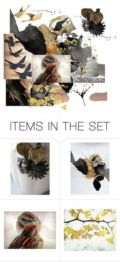 """""""A North Wind Doth Blow"""" by marcijune ❤ liked on Polyvore featuring art"""