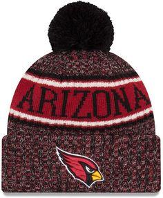 New Era Adult Arizona Cardinals NFL 18 Sport Knit Beanie 4953c7581