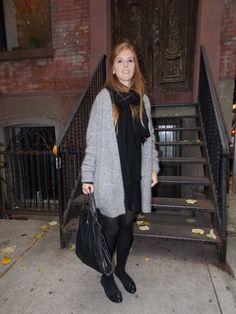 Streetstyle in New York • Stella McCartney Purse • Photo: Alina Spiegel
