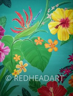 Artist gallery with a selection of paintings and artwork from Redhead Art made by Lisa Marie Schmidt. Redhead Art, Artist Gallery, Schmidt, Vibrant, Paintings, Creative, Artwork, Work Of Art, Paint