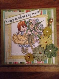 Homemade Harris: Mother's Day cards
