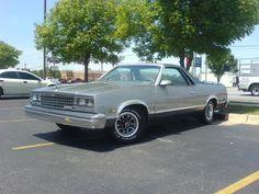 1986 Chevy El Camino SS