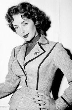 ELIZABETH TAYLOR (1951)