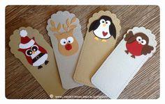 boekenlegger of cadeau labels je maakt zo zo met een leuk figuurtje uit vilt Kijk voor vilt eens op http://www.bijviltenzo.nl