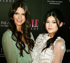 jenner. I've been told I look like both of these girls. Don't see it.