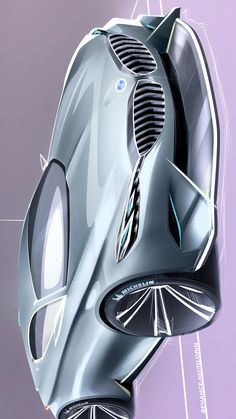 next BMW Coupe #rendering #sketch