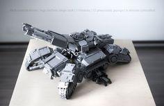 Lego StarCraft - Siege Tank