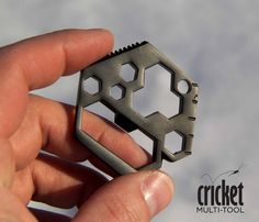 Our most compact tool yet!  Meet the Cricket!