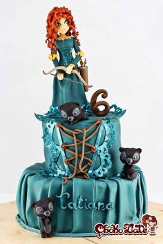 Disney Cakes and Sweets.