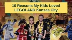 10 Reasons My Kids Loved LEGOLAND in Kansas City – Make It With Missy  Planning a family vacation? Check out LEGOLAND Kansas City!    #Lego #KansasCity #familytravel