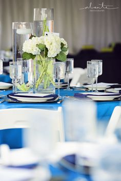 Seahawk inspired color palatte - 2015 wedding with www.grandeventrentalswa.com