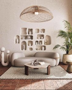 2021 Colour Trends: Breaking Brave Ground with Dulux | Whole Mood Interior Architecture, Interior And Exterior, Living Room Decor, Living Spaces, Mediterranean Decor, Interior Decorating, Interior Design, Diy Décoration, Interior Inspiration