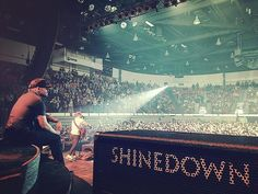 #Repost @bjakelawson: Thank you Fargo for a pretty epic evening. One more show on this run... Deadwood South Dakota... We are on our way! #Deadwood #SouthDakota #Shinedown #myjobdoesntsuck #livelife #livefree #Tourlife #blessed   via Facebook http://ift.tt/1nRsyvk  Shinedown Zach Myers Zach Myers Nation