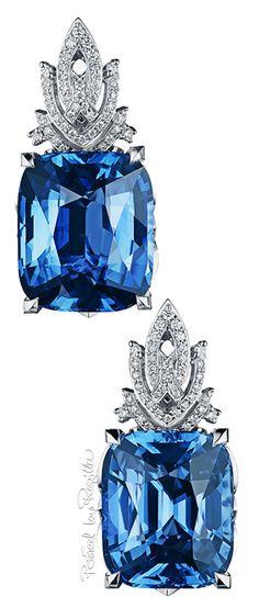Rosamaria G Frangini | High Deep Blue Jewellery | TJS | Regilla ⚜ Cluev