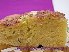 EL DESVAN DE GALATEA BIZCOCHO JUGOSO DE MANZANA Y CANELA http://eldesvandegalatea.blogspot.com.es/2012/08/bizcocho-jugoso-de-manzana-y-canela.html