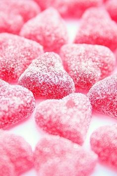 bonbon coeurs St Valentin