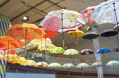 鈴木マサル(suzuki masaru) The exhibition of an umbrella