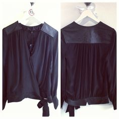 Boundary & Co. Blouse available at KB
