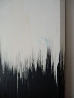 43 Super Ideas for wall art diy canvas abstract paintings black white White Canvas Art, Diy Canvas Art, Abstract Canvas Art, Painting Abstract, Black Painting, Canvas Art Projects, Black Abstract, Arte Shiva, Black And White Artwork