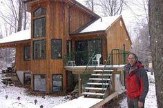 Conception de maisons solaires passives pour le Canada (Québec)