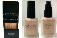 Bring Some Shimmer into Your Holidays-Manna Kadar Sheer Glow | The Unknown Beauty Blog