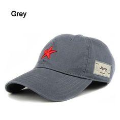 1d06d598001 Men s Boy Jeep Hat Baseball Cap Golf Hat Ball Casual Sun Caps Outdoor  Sports Hat