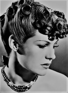 G for glamour: Rita Hayworth