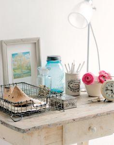 Decoration Idea: Vintage Furniture and Cookware ♥ Идея за декориране: ретро мебели и кухненски предмети | 79 Ideas