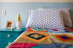 Aprenda a fazer carimbos para estampar tecido http://www.donaflorida.com.br/decoracao/carimbo-para-estampar-tecidos/