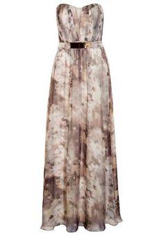 Dieses Kleid sorgt für eine schmeichelhafte Silhouette. Little Mistress Maxikleid - brown für 64,95 € (11.02.15) versandkostenfrei bei Zalando bestellen.