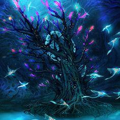 -- Concept Designer and Visual Development Artist -- Subnautica Concept Art, Alien Concept Art, Fantasy Places, Fantasy World, Fantasy Art, Hd Wallpaper 4k, Spaceship Art, You Draw, Visual Development