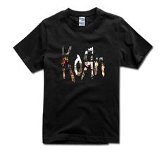 >> Click to Buy << Mens Tops Short sleeved Large size T-shirt Spring summer Korn band Tee Casual Meth T shirts Printed Tshirt Men Tee Shirt Men Boy #Affiliate