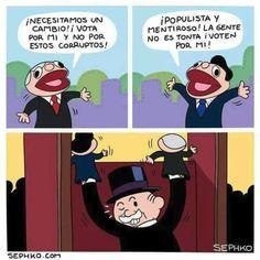 Qué trucazo no? #Viñeta #Humor