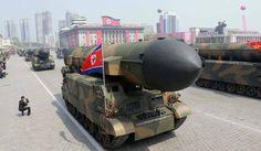 Corea del Norte dispara un misil balístico en plena escalada de tensión | El Puntero