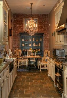 SSOOOO IN LOVE!!! i want a brick wall in my dinning area!   kit-fea-brick4-435