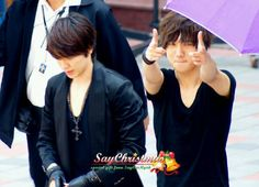 Yesung Donghae