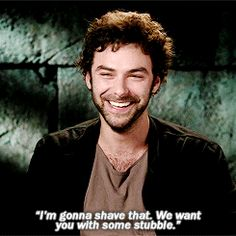 Aidan Turner Appreciation
