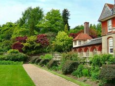 Standen House Conservatory and Quarry Garden