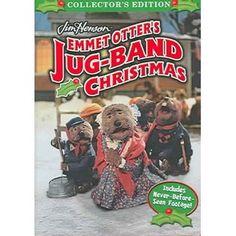 NELSON,JERRY -EMMET OTTER'S JUG BAND CHRISTMAS