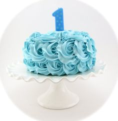 Fake Rosette Cake Your Choice One Rosette by 12LegsCuriosities