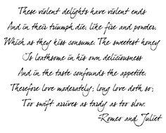 I don't think I agree... but Shakespeare is amazing nonetheless!