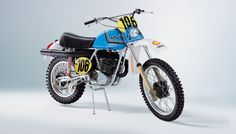 KTM 125 GS6 1977 - Factory bike
