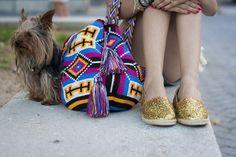Street Style Wayuu Bags