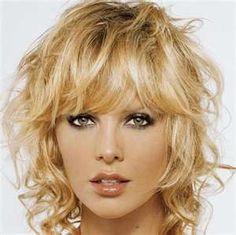 Great fine hair layer cut...