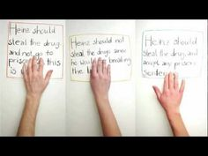 Heinz Dilemma: A Hand-Drawn Interactive Animation to Test Your Moral Development (via brainpickings.org)