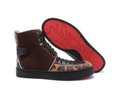 d2d30e28cc4 Exciting With A Great-looking  Christian  Louboutin Red Bottoms For Men