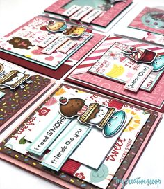 Lawn Fawn Valentine Card Class at This n That Scrapbooking - Come join me in creating some super cute Valentine's card using Lawn Fawn's newest Stamps. This n That Scrapbooking • 3991 Grand Ave. Ste. B Chino, California • Phone 909-4641108