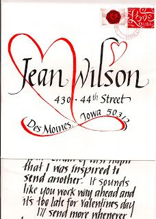 Pushing The Envelopes By Jean Wilson Ideas For Susan And Everyone