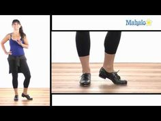 ▶ How to Do a Buffalo in Tap Dance - YouTube
